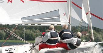Pierwszy raz Boatshow Cup...