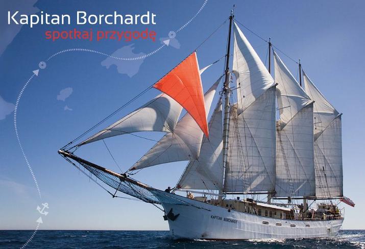 Żaglowiec Kapitan Borchardt