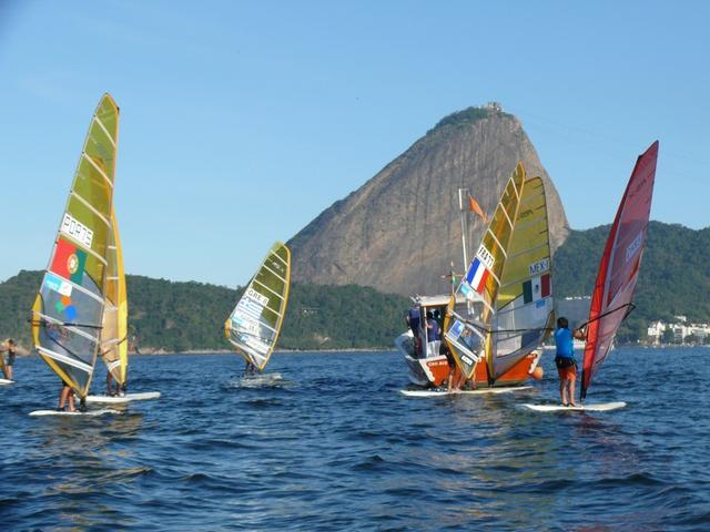 Z wiatrem i pod wiatr: olimpijska samba de Janeiro