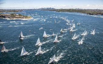 Rolex Sydney - Hobart 2014 w liczbach