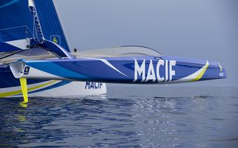 Transat Jacques Vabre, trimaran Macif