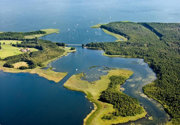 Wielkie Jeziora Mazurskie - Mamry-zdjęcie.93217