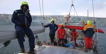 Projekt PŁYNIEMY POLSKO: Archipelag Svalbard
