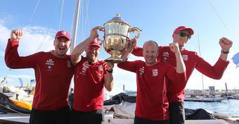 Bermuda Gold Cup. Marek Stańczyk zajął ósme miejsce